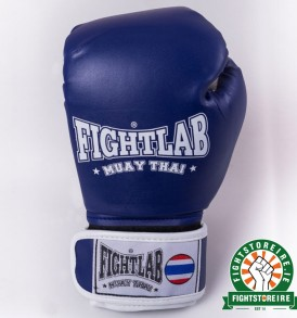Fightlab Kids Muay Thai Gloves - Blue