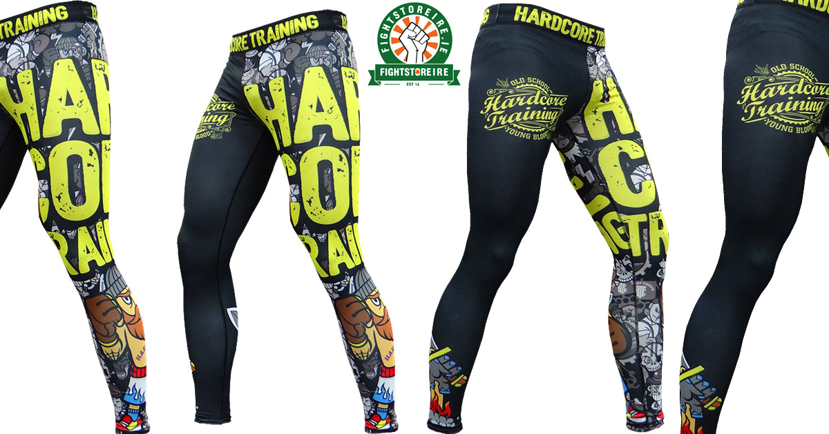 Spats Tights From Fight Store IRELAND The FIghter S Choice