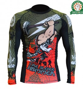 Hardcore Training Hammer Rashguard
