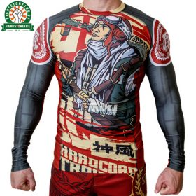 Hardcore Training Kamikaze Rashguard