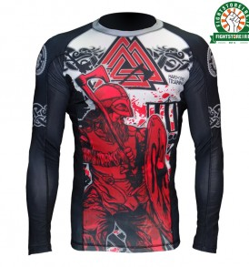 Hardcore Training Viking 2.0 Rashguard - Black