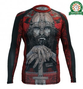 Hardcore Training Viking 3.0 Rashguard - Black