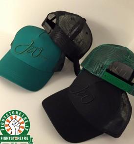 Just Winning Trucker Hat - Black & Green