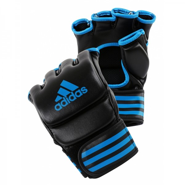 Adidas Mma Training Gloves Black Blue Fight Store Ireland