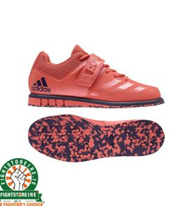 Adidas Powerlift 3.1 Weightlifting Shoes - Scarlet Red
