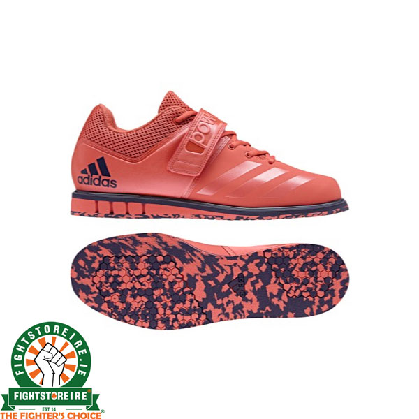 separation shoes 09c0a 7b04f Adidas Powerlift 3.1 Weightlifting Shoes – Scarlet Red