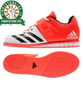 Adidas Powerlift 3 Weightlifting Shoes - Red