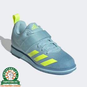 Adidas Powerlift 4 Weightlifting Shoes - Sky Yellow