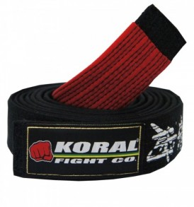 Koral BJJ Black Belt
