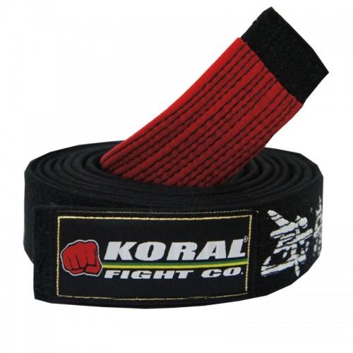 Koral BJJ Black Belt