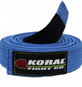 Koral BJJ Blue Belt