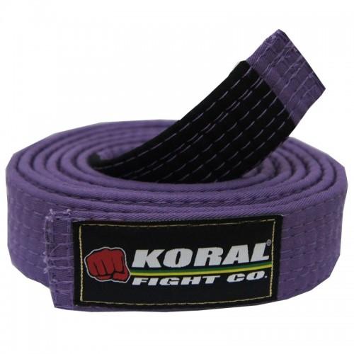 Koral BJJ Purple Belt