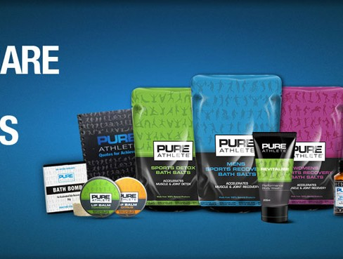 Pure Athlete Recovery Bath Salts - Men