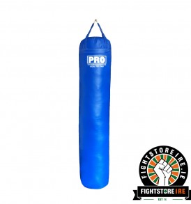 PRO BOXING 6 Foot Banana Bag - Blue