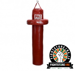 PRO BOXING 6 Foot Banana Bag with Uppercut Donut