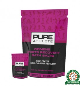 Pure Athlete Recovery Bath Salts - Women