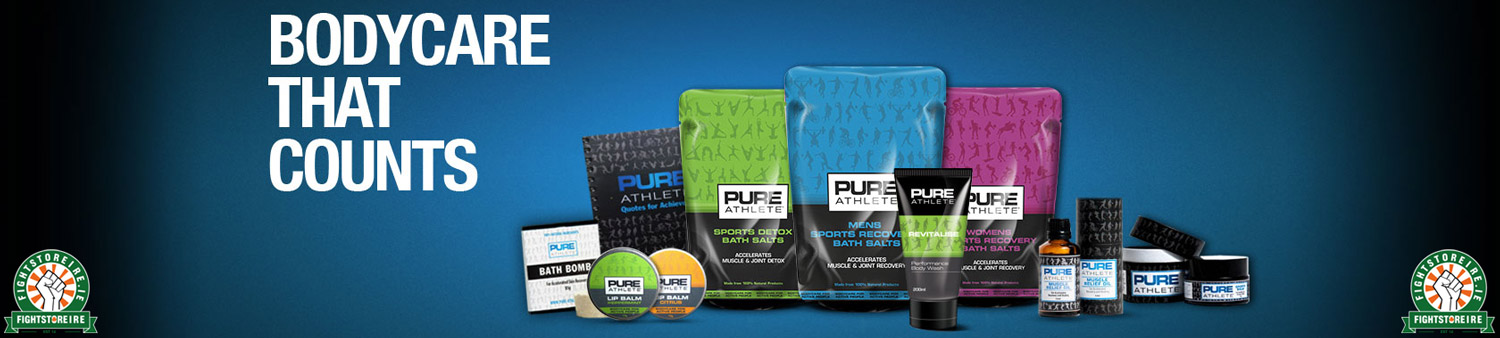 Pure Athlete from FightstoreIRE