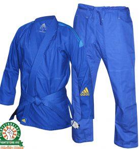 Adidas Response BJJ Gi - Blue