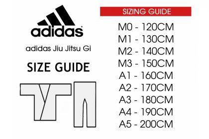 Adidas Response BJJ Gi - White