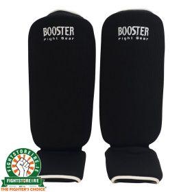 Booster Amateur Shinguards - Black