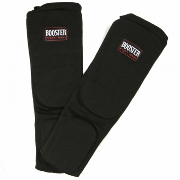 Booster Amateur Shinguards - Black