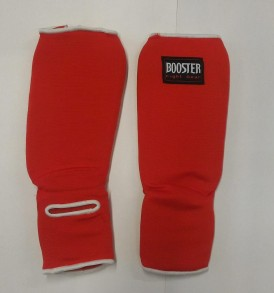 Booster Amateur Shinguards - Red