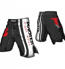 Booster Origin PRO 9 MMA Shorts - Black