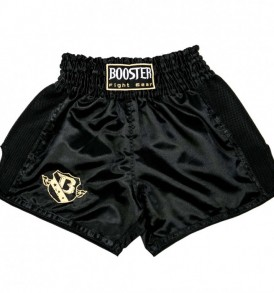 Booster PRO Muay Thai Shorts - Black