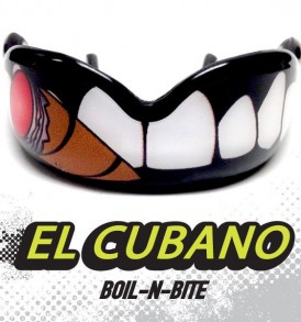 DC Mouthguards El Cubano High Impact