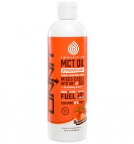 Onnit Emulsified MCT Oil - Strawberry