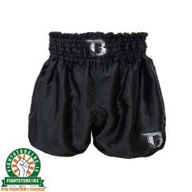 Booster Darkside Muay Thai Shorts - Black