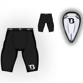 Booster PRO Range Groinguard - Black