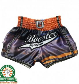 Booster Thai Boxing Trunks CHAOS 3 - Orange