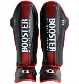 Booster V3 Shinguards - Red