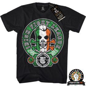 Hardcore Training Irish Fight League Tee - Black