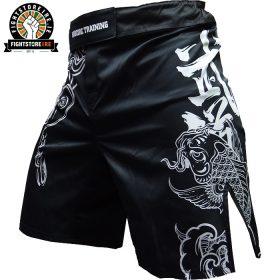 Hardcore Training Koi MMA Shorts - Black