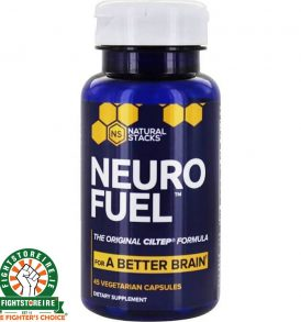 Natural Stacks NEUROFUEL Nootropic Stack - 45 Capsules