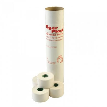 Tiger Plast Zinc Oxide Tape