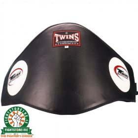 Twins Belly Pad - Black