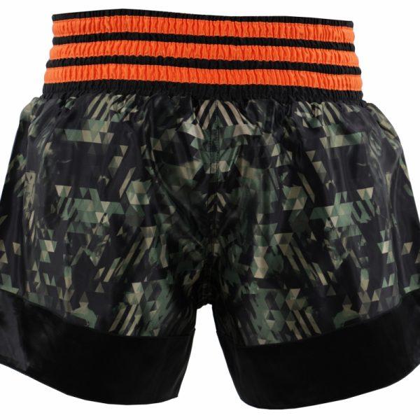 Adidas Large Print Thai Boxing Shorts Camo Fight Store