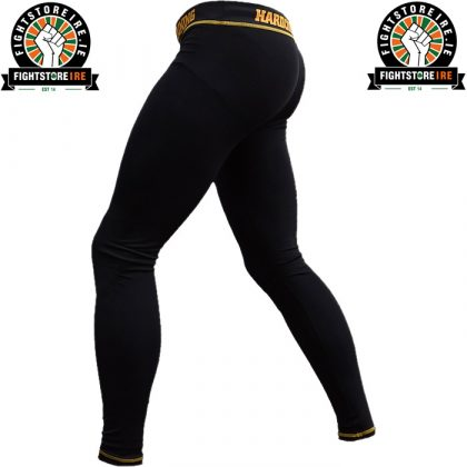 Hardcore Training Compression Tights - Black Edition