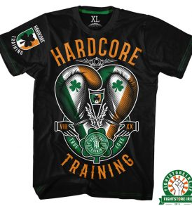 Hardcore Training Irish Series Tee – Ring