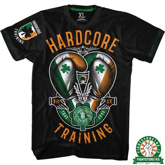 Hardcore Training Irish Series Tee – Ring
