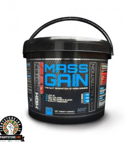 NXT Nutrition Mass Gain - 4.5kg