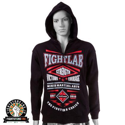Fightlab Bold n Brave Hoodie - Black