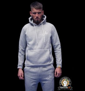 Just Winning Grey Tracksuit