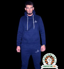 Just Winning Navy Tracksuit