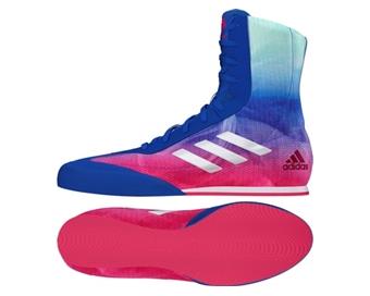 Adidas Box Hog Plus - Blue/Pink/White