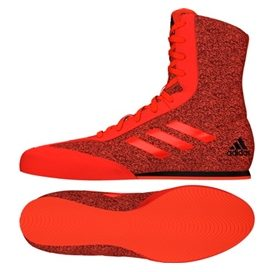 Adidas Box Hog Plus - Red/Black