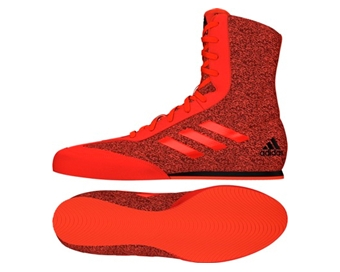 hot sale online c7e7e 84ec2 Adidas Box Hog Plus - Red/Black | Fight Store IRELAND